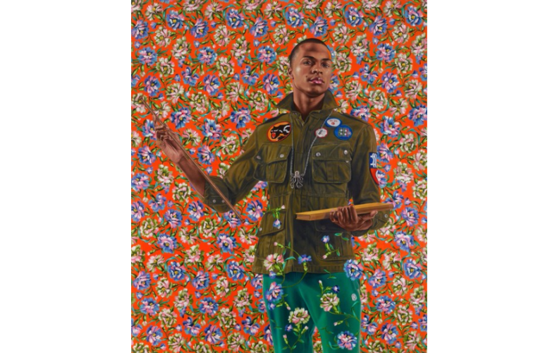 "The Art Points to Something: Kehinde Wiley's ""A New Republic"""