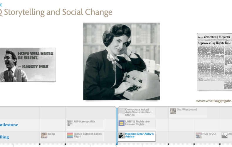 Connecting Storytelling and Social Change